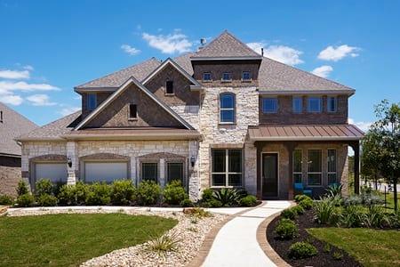 Columbia Floor Plan - Gehan Homes