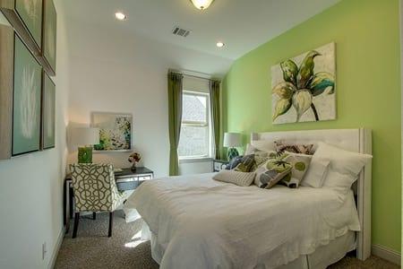 Gehan Homes Stanford Secondary Bedroom