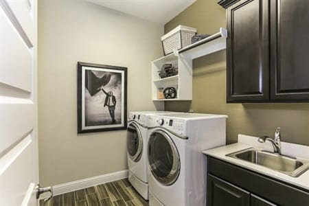 Gehan Homes Villanova Laundry Room