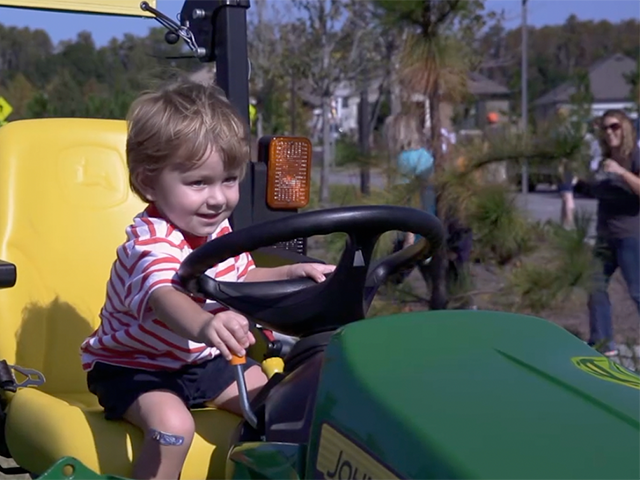 Touch a Truck kid tractor.png